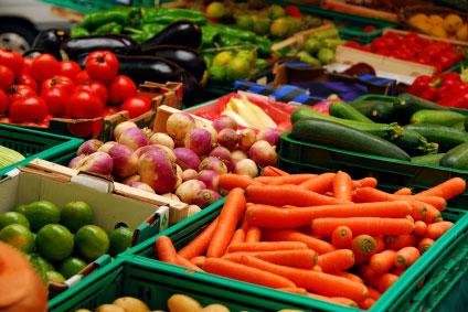 Vegetable-market
