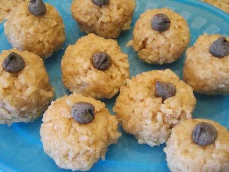 Peanutbutterballs