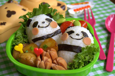 Panda-bento & Healthy Lunch Ideas Bento Box Edition! | Healthy Schools Campaign