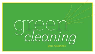 Green Cleaning Banner