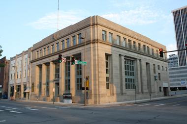 Little Rock Charter School in Restored Bank