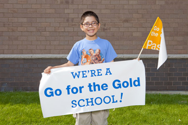 Go For The Gold Pasteur School_6
