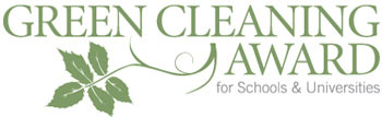 Green Cleaing Awards banner